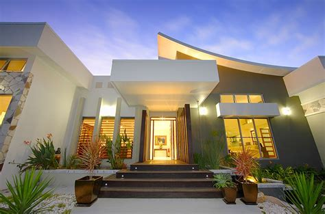 Review different kinds of contemporary home exterior wallpaper
