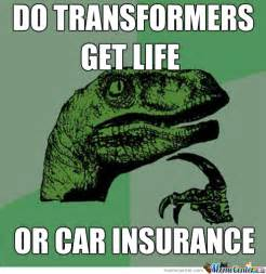 Car Insurance Meme - car or life insurance by josephmcelrath meme center