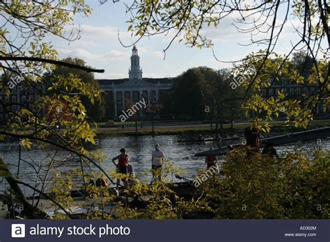 Harvard Boston Ma Mba by View Of Harvard Business School The River Boston