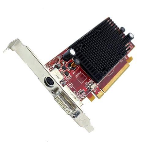 Laptop Dell Ati Radeon dell ati radeon hd 2400 pro 256mb pcie x16 s dvi graphics card