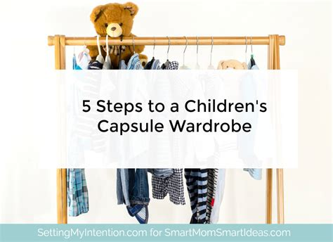 Creating A Capsule Wardrobe Tips by How To Create A Children S Capsule Wardrobe For Back To School