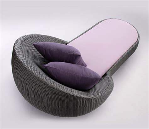 circle chaise lounge relaxing chaise lounge circle by lebello