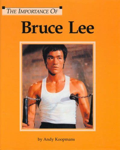 bruce lee english biography biography of author andy koopmans booking appearances