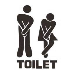 Cheap Removable Wall Stickers online get cheap funny toilet signs aliexpress com
