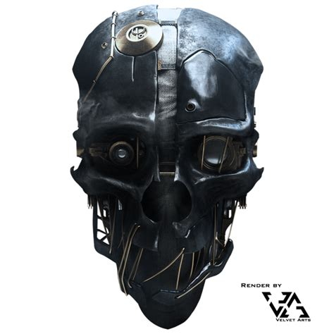 dishonored mask dishonored pixeljoint com
