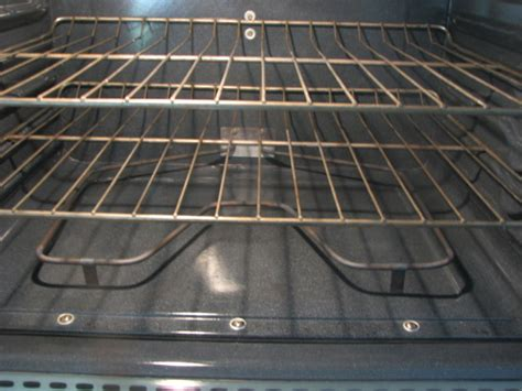 How To Clean Oven Racks In Self Cleaning Oven by Oven Rack Cleaner Recipe Food