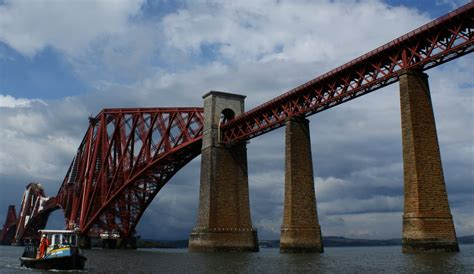 scotland photographs  scotland photographs  railway bridge june