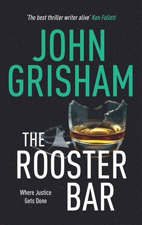 the rooster bar the the rooster bar by john grisham audiobook audiobooks book shop