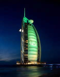 superb Most Expensive Hotel Nyc #3: Burj-Al-Arab-lights-up-'green'-and-joins-the-worldwide-greening-of-city-icons-saluting-the-Irish-community-in-Dubai-by-donning-the-traditional-shamrock..jpg