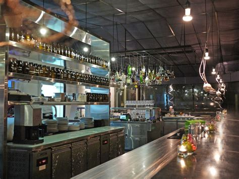 Cold Section In Kitchen by Tippling Club Reviews Singapore Dining Explorer