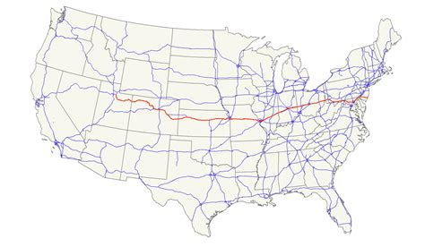 america route map file us 40 map png wikimedia commons