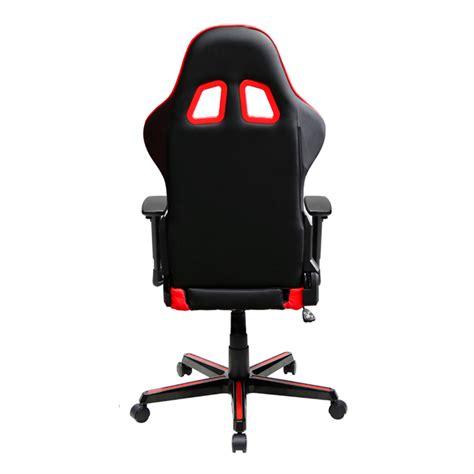 Promo Gaming Chair Dxracer Oh I11 Nr Black Armrests 4d Class dxracer oh fh00 nr high back gaming chair carbon look vinyl pu chair black chairs