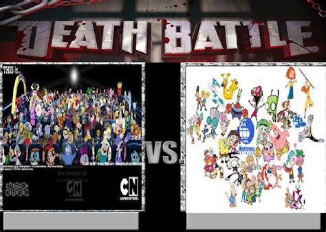 show network network vs nickelodeon battle royal battles