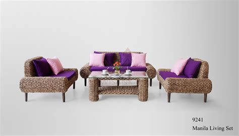Manila Set manila set indonesia rattan rattan furniture wholesale