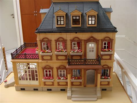 play mobile doll house a storm inside my head decluttering and the playmobil mansion