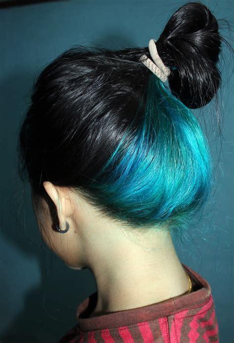 african anerican manic panic voodoo blue manic panic african american hair styles
