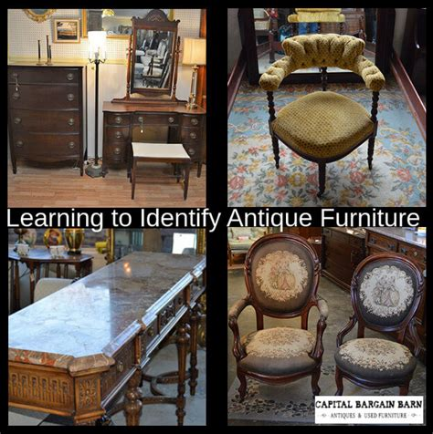 learn to do upholstery learning to identify antique furniture estate