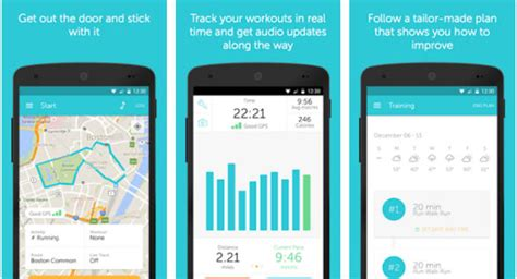 best running app for android top 5 best running app for android and iphone 2017