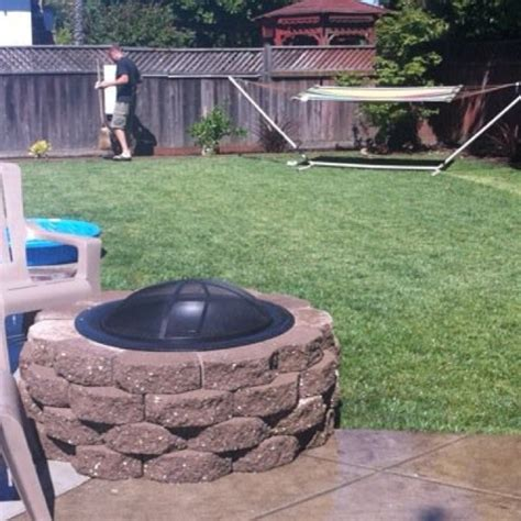 pit retaining wall retaining wall pit outdoor gardening