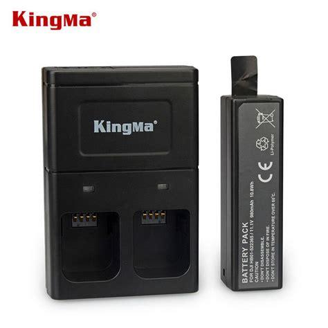 Dji Osmo Mobile Black 1 Battery kingma 980mah battery dual slot charger for dji osmo