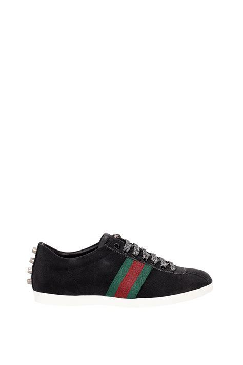 Gucci Sneakers List Black sneakers gucci glitter black 419712kw0401074 ebay