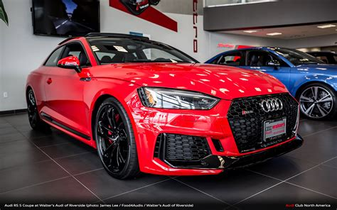 Walters Audi by Walters Audi Riverside Rs5 Black Wheels 321 Audi Club