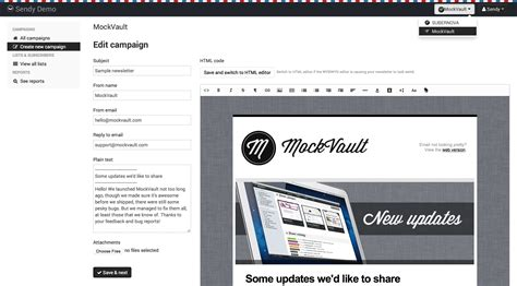 how to create an email newsletter template the 25 best email marketing and newsletter apps the