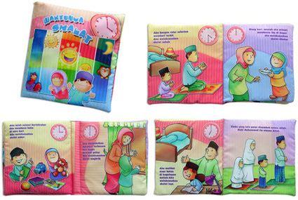 Paket Hemat Buku Bantal Grup C 4 Buku buku bantal judul waktunya shalat