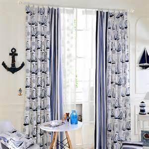 Shower Curtains With Valances Refreshing Baby Blue White Sailboat Nautical Curtains