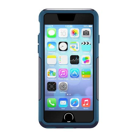 Otterbox Commuter Series Ink Blue Casing For Iphone 6 6s otterbox commuter series iphone 6s 6 ink blue reviews comments