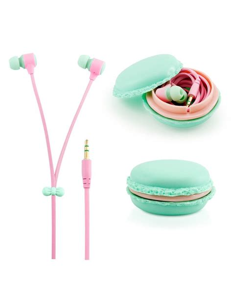 Set Earphone Macaron Holder 25 best ideas about headphones on