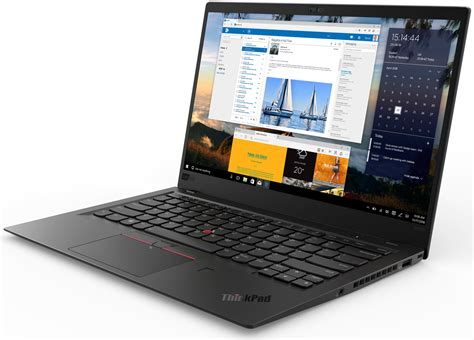 lenovo unveils new thinkpad x1 carbon x1 laptops 8th dolby vision hdr