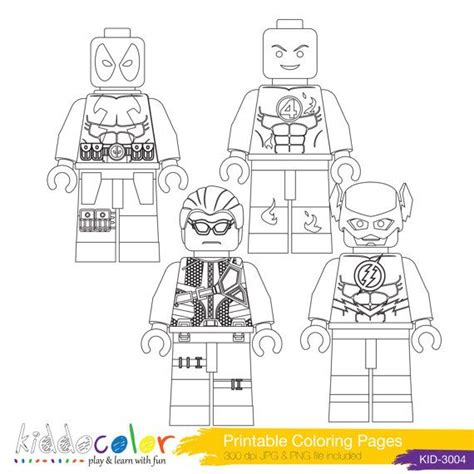 coloring pages lego flash printable hero lego coloring pages hero lego digital st 4