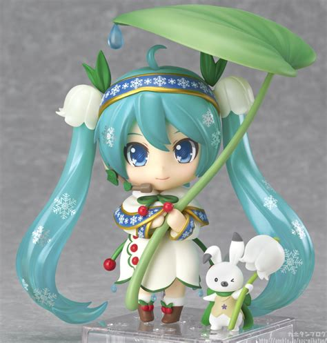 Ori Figma Snow Miku 2014 Limited Edition Festival figure japan character vocal series 01 hatsune miku edition goodsmile us s
