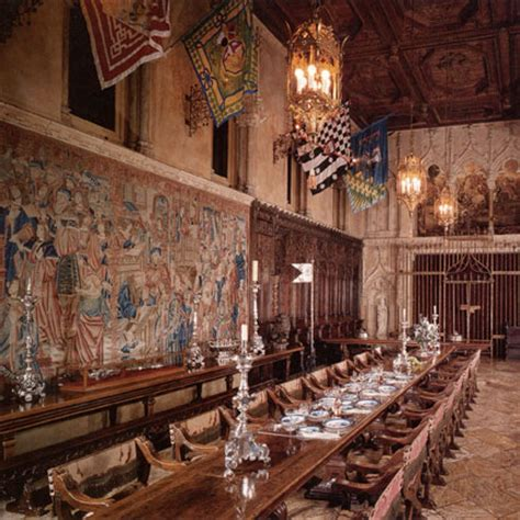 Hearst Castle Dining Room by Travel Hearst Castle In San Simeon Ca The Enchanted Manor