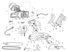 poulan pro chainsaw parts diagram smartdraw diagrams