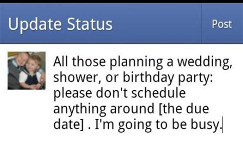 Wedding Announcement Status by How And When To Announce Your Pregnancy Hubpages