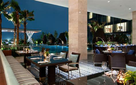 design cafe bandung bandung hilton hotel wow architects warner wong design