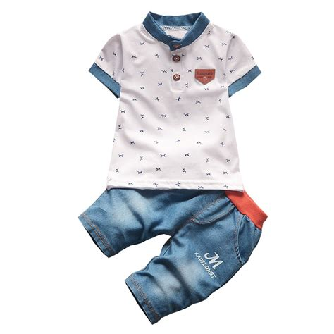 newborn clothing sets bibicola baby boys summer clothes newborn children