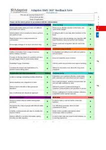 360 feedback template 17 best ideas about 360 degree feedback on