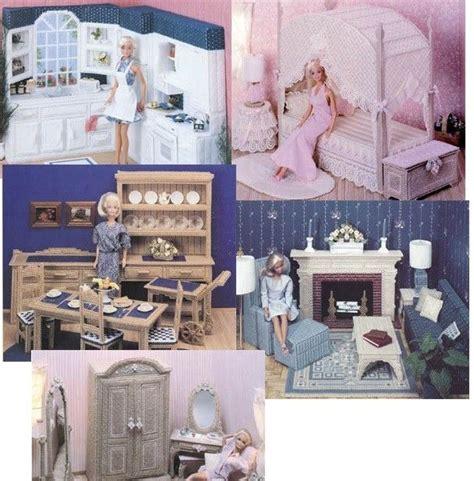 fashion doll furniture patterns plastic canvas doll furniture pattern car interior design