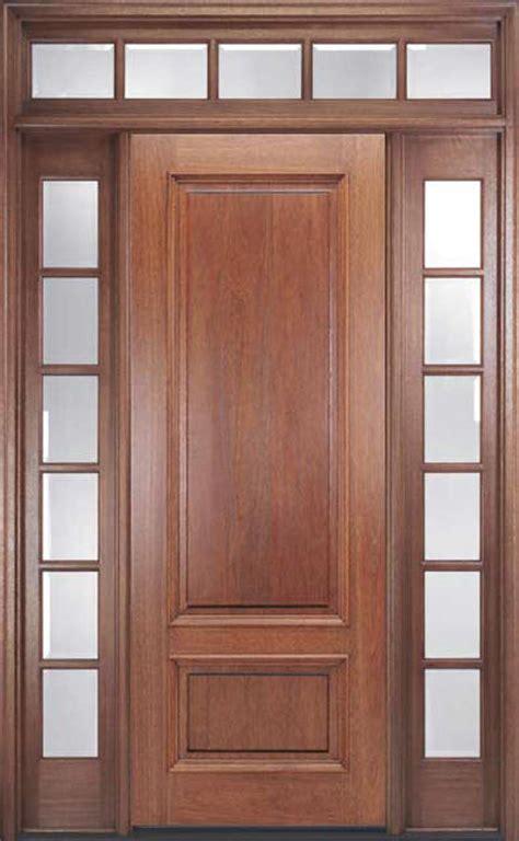 Exterior Door Units Front Door Units 8ft Mahogany Front Door Units Front
