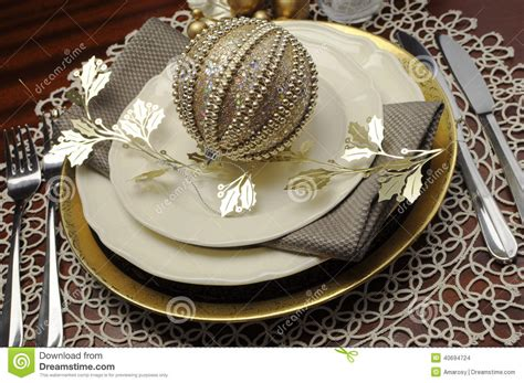 Dining Room Sets For Less latest trend of gold metallic theme christmas formal