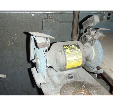 ohio forge bench grinder ohio forge 8 quot bench grinder