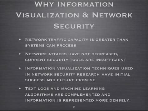 Doctorate In Security 5 by Phd And Post Phd Network Security Visualization Research