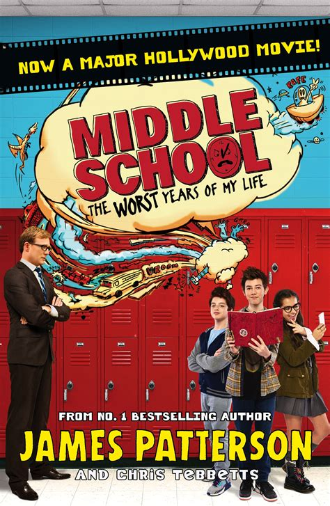 biography middle school books middle school the worst years of my life by james