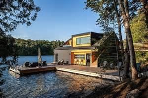 lake house charming lake house on lake joseph canada by altius