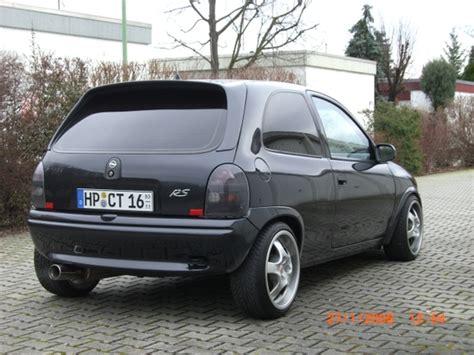 Auto Tuning Viernheim by Auto Opel Corsa B 2 0 16v Turbo Pagenstecher De Deine