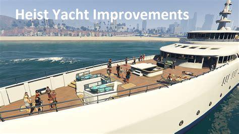 mod gta 5 yacht heist yacht improvements gta5 mods com