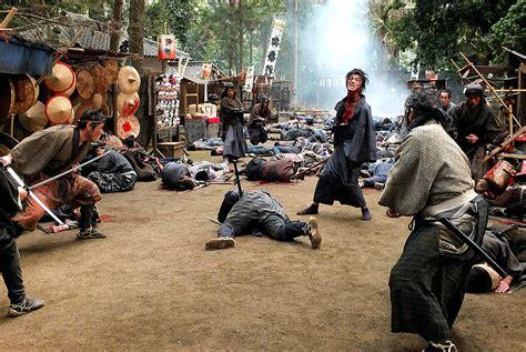 The Immortal Society blade of the immortal samurai cinematographer the